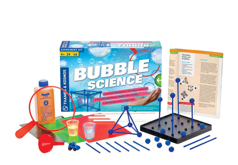 Thames & Kosmos Bubble Science Experiment Kit