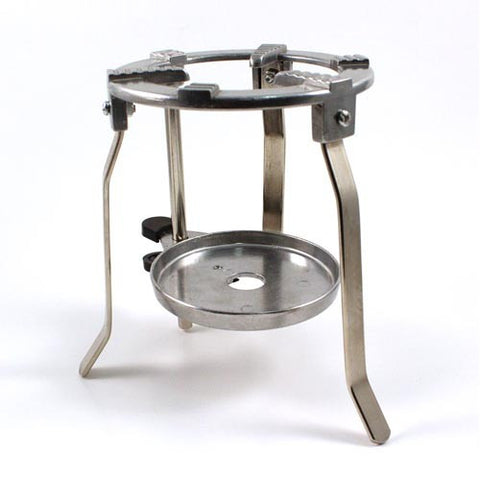 Adjustable Beaker Stand for Micro Burners