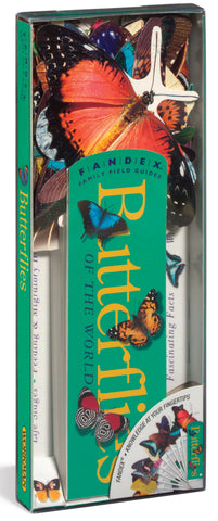 Fandex - Family Field Guide - Butterflies of the World