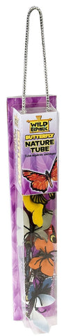 12 Piece Butterfly Nature Tube w/Play Mat by Wild Republic - Online Science Mall