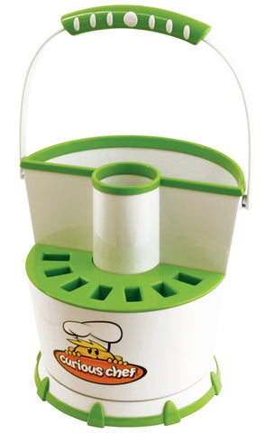 Curious Chef Utensil Cooking Tool Caddy