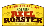 Camo Reel Roaster Marshmallow & Hot Dog Hand Crank Roaster