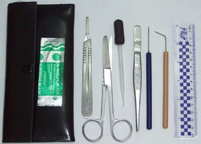 Dissection Kit for Intermediate Student Use - Dissecting Level II