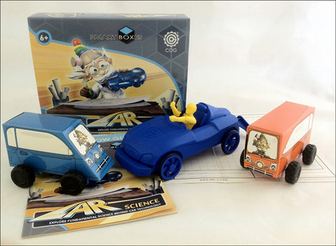 Ein-O Science Car Technology Activity Kit