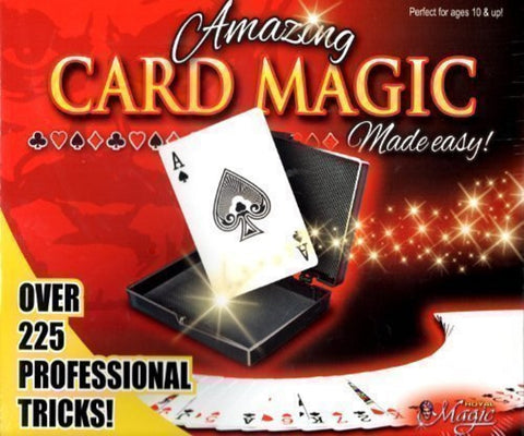 Amazing Card Magic Made Easy - 225 Tricks