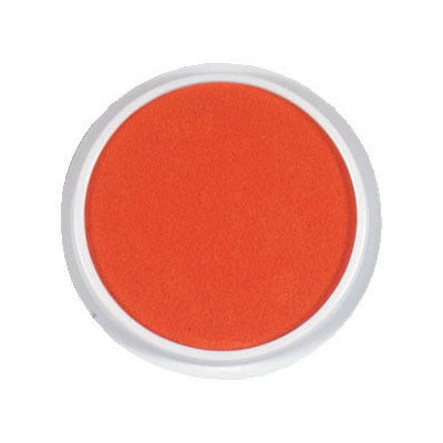 Orange Jumbo Washable Ink Stamper Pad