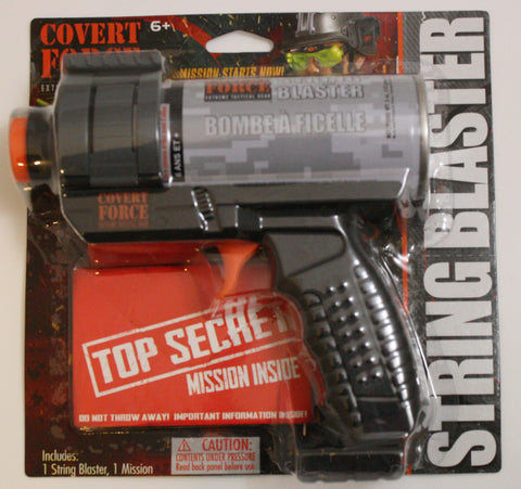 Covert Force Extreme Tactical Gear String Blaster