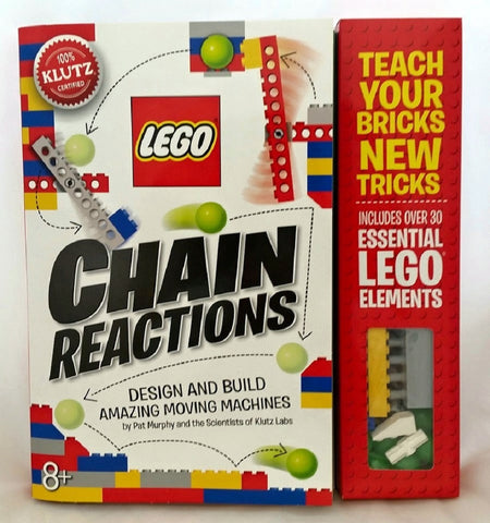 Lego Chain Reactions - Activity Book by Klutz