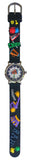 The Kids Watch Company Cheerleader Watch One Size Black Band