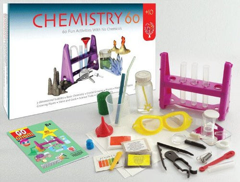 Chemistry 60 Fun Activities with No Chemicals