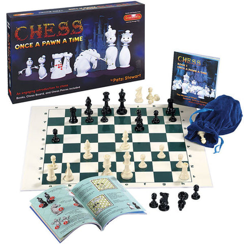 Chess - Once A Pawn A Time - Fun Engaging Way To Learn Chess