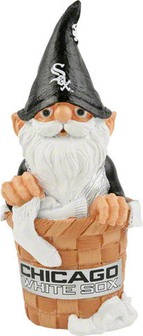 Chicago White Sox Thematic Team Garden Gnome