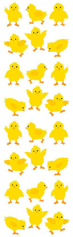 Mrs Grossman's Stickers - Chicks