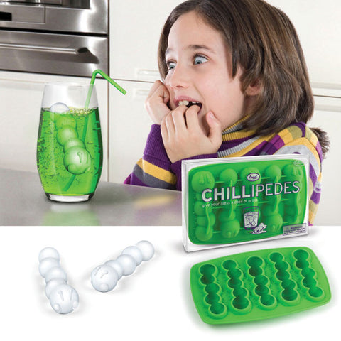Chillipede Ice Cube Mold Tray from Fred