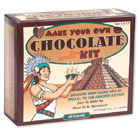 Make Your Own Chocolate Kit - Make Real Dark Chocolate