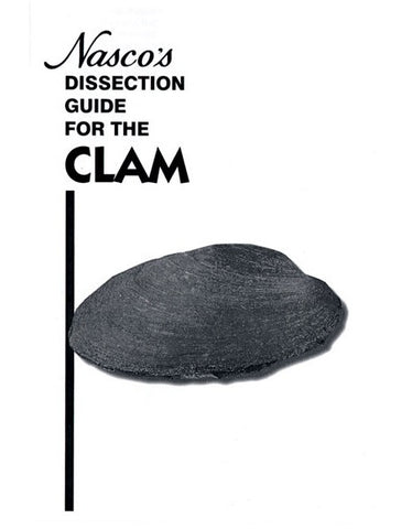 Dissection Guide for the Clam Dissecting Book