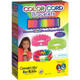 Kid's Make Your Own Color Cord Bracelets Paracord Kit