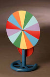 Newton's Color Disc Wheel On Stand 150mm in Diameter