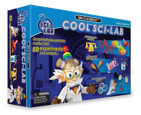 Ein-O Science Cool Sci-Lab Experiment Kit