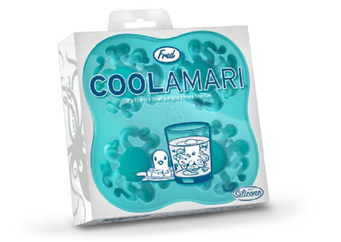 Coolamari Octopus Ice Tray - Mold