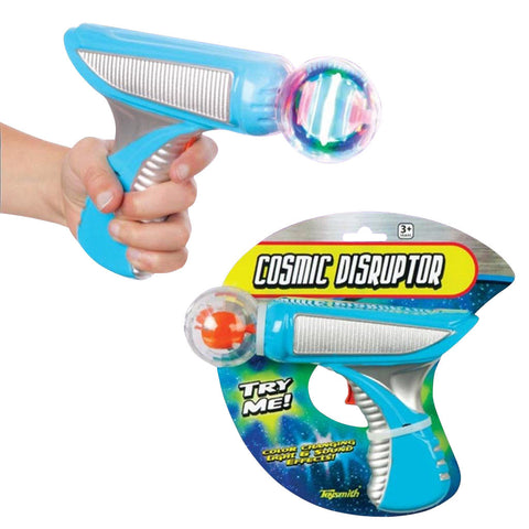 Cosmic Disrupter Light Up and Sound Effect Alien Toy