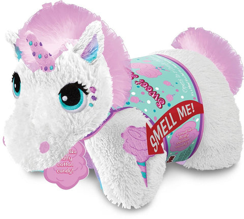 Sweet Scented My Pillow Pets Plush - Cotton Candy Unicorn