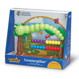Learning Essentials - Counterpillar - Early Education Abacus Toy