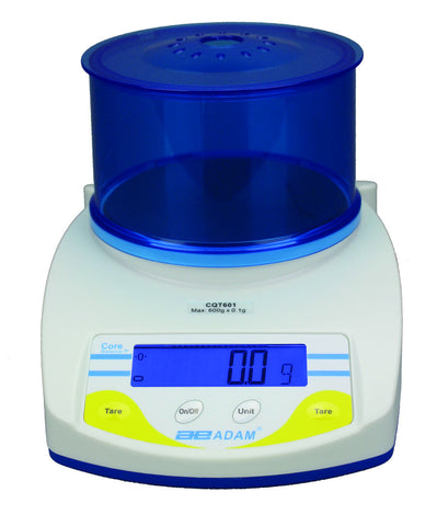 ADAM 2600g (0.1g Accuracy) Core Compact Digital Balance