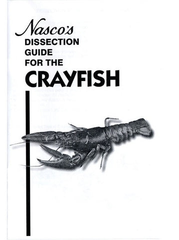 Dissection Guide for the Crayfish Dissecting Book