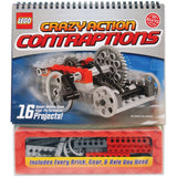 Lego Crazy Action Contraptions - Activity Book by Klutz