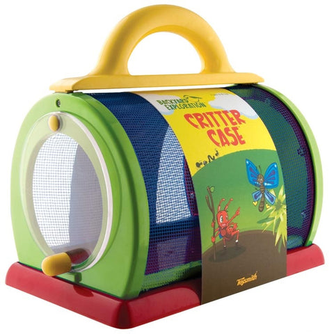 Critter Case Insect Cage Toy Backyard Explorer