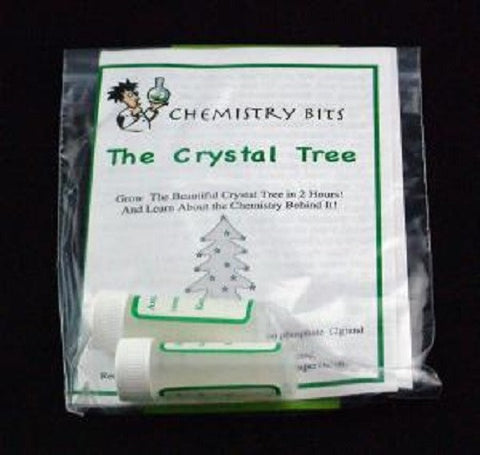Crystal Tree - Activity Experiment - Chemistry Bits Kit