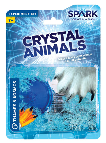 Crystal Animals Experiment Kit By Thames and Kosmos