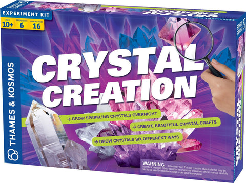 Thames & Kosmos Crystal Creation Experiment Kit