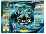 Science X - Crystal Magic Kit - 6 Mineralogy Activities