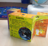 ZooBooKoo Cube Book - Planets