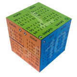 ZooBooKoo Cube Book - Times Tables