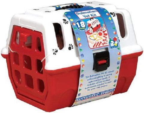 Dalmatian Vet Kit Everything a Young Veterinarian Needs