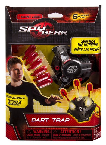 Spy Gear Motion Sensor Activated Dart Trap