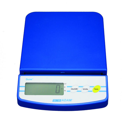 ADAM 2000g (1.0gm Accuracy) Dune Compact Digital Balance