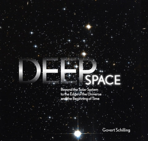 DEEP SPACE  Beyond the Solar System - Hardcover Book
