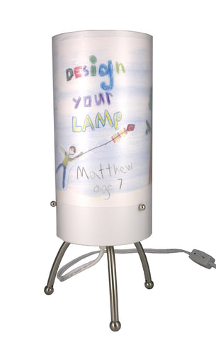 Design Your Own Lamp Project by Streamline