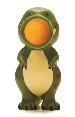 Keychain Dino Popper - Squeeze to Shoot!