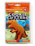 3D Bake Your Own T-Rex Dinosaur Cookie Cutter