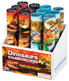 Dinosaur Kaleidoscope - Fun Childrens Toy - Colors Vary