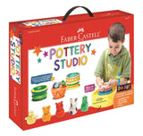 Creativity for Kids - Do Art Pottery Studio - By Faber-Castell