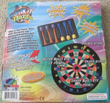 Doinkit Darts Set with 6 Magnetic Darts and Target