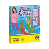 Creativity for Kids - Doodle Socks by Faber-Castell