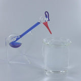 Deluxe Handblown Glass Drinking Bird- Energy Conversion Demonstration - Colors Vary