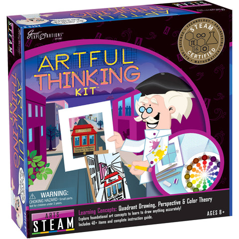 Great Explorations STEAM Artful Thinking Kit